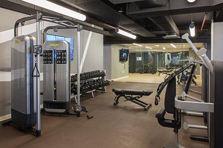 Gym - 1N4 Williamsburg New York